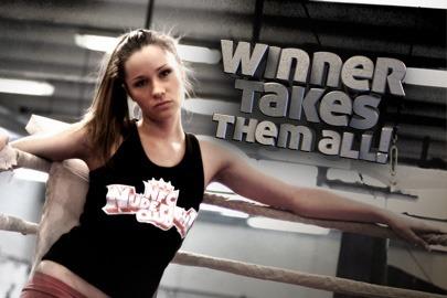 Winner takes them all!