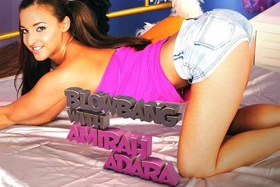 Blowbang with Amirah