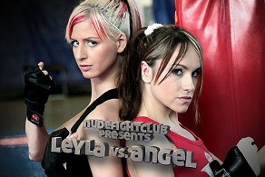 NFC : Leyla  vs.  Angel