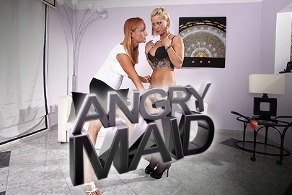 Angry Maid