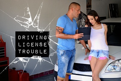 Driving License Trouble