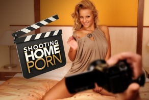 Shooting home porn