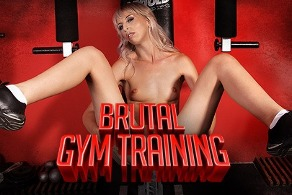 Brutal Gym Training