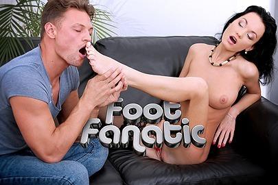 Foot fanatic