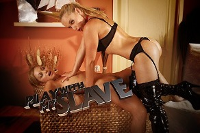 Play with my slave