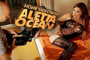 Homevideo with Aletta Ocean