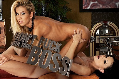Don't fuck with your boss!