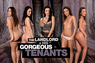 The Landlord and His Gorgeous Tenants