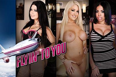 Flyin' to you