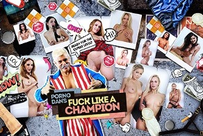 Porno Dan's Fuck Like a Champion
