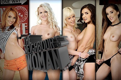The neighbour's woman