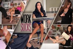 Work sucks...