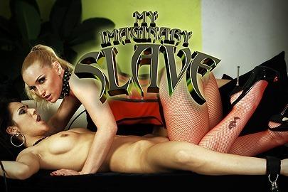 My imaginary slave