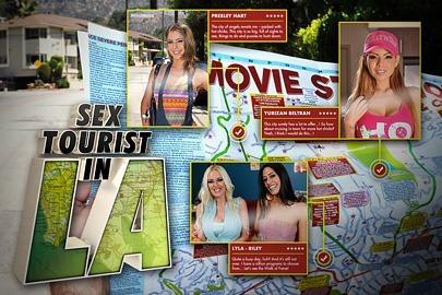 Sex tourist in LA
