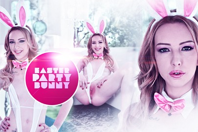 Easter Party Bunny