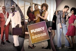 Funky town boogie
