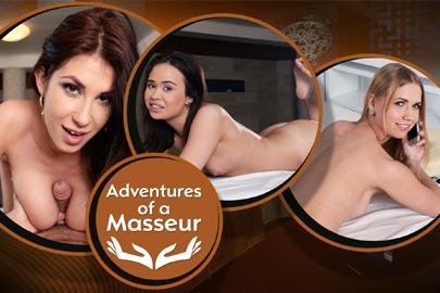 Adventures of a Masseur