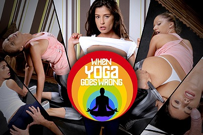 When yoga goes wrong