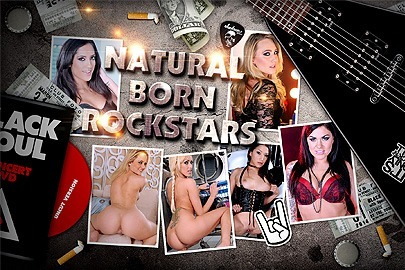 Natural Born Rockstars