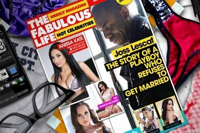 The Fabulous Life of Joss Lescaf