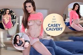 A day with Casey Calvert