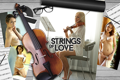 Strings of love