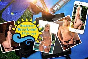 Summer Weekend Pick-ups