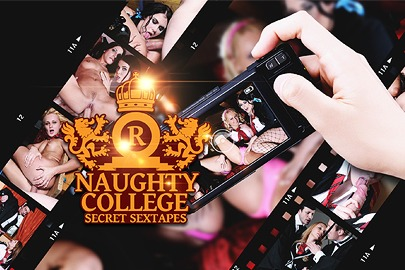 Naughty College: Secret sextapes