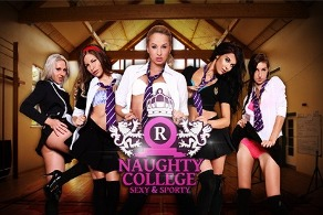 Naughty College: Sexy & Sporty