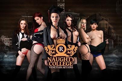 Naughty College: Venetian Affairs