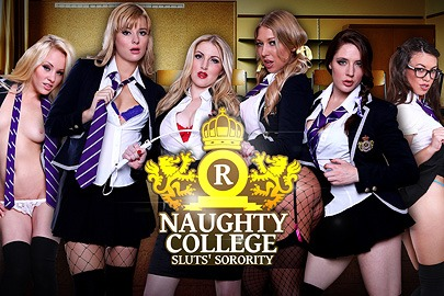 Naughty College: Sluts' Sorority