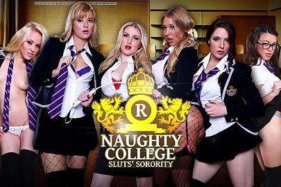 Naughty College: Sluts' Sorority