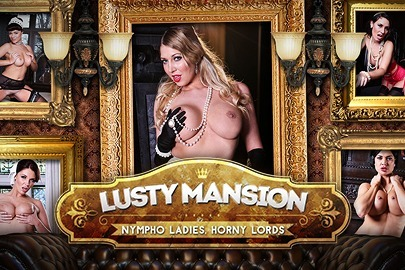 Lusty Mansion