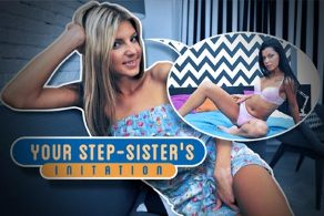 Your Step-Sister's Initiation