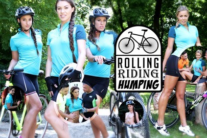 Rolling Riding Humping