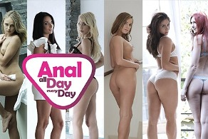 Anal All Day Every Day