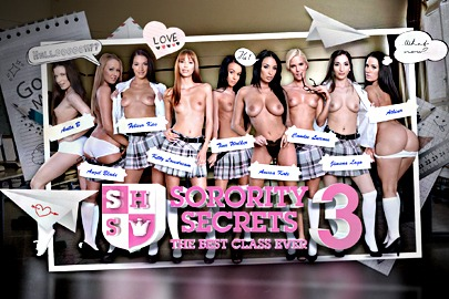 Sorority Secrets 3 - The Best Class Ever