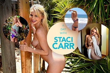 A day with Staci Carr