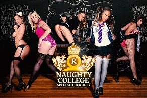Naughty College: Special Fuckulty