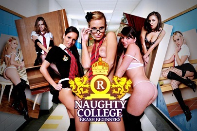 Naughty College: Brash Beginners