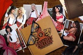 Naughty College: Scottish Spirit