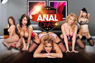Insatiable Anal Divas