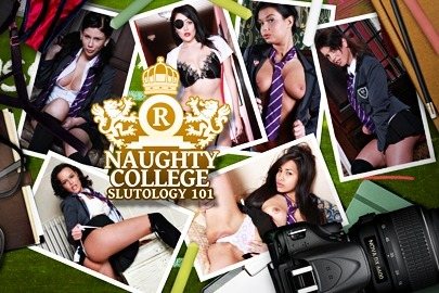 Naughty College: Slutology 101