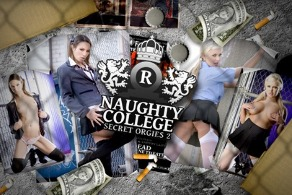 Naughty College - Secret Orgies 2