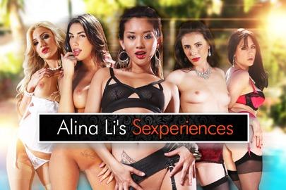 Alina Li's Sexperiences