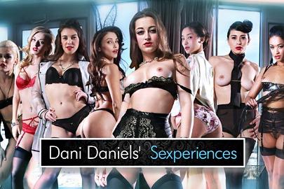 Dani Daniels' Sexperiences