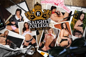 Naughty College - The New Girl