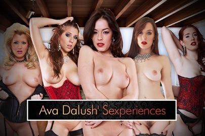 Ava Dalush' Sexperiences