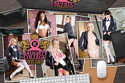 Naughty Collage - Mind Your Manners