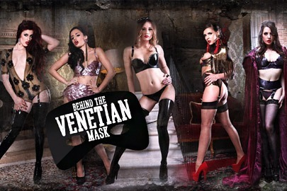 Behind the Venetian Mask